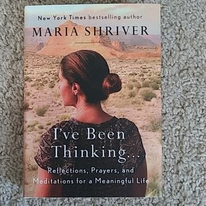 I've Been Thinking... Book